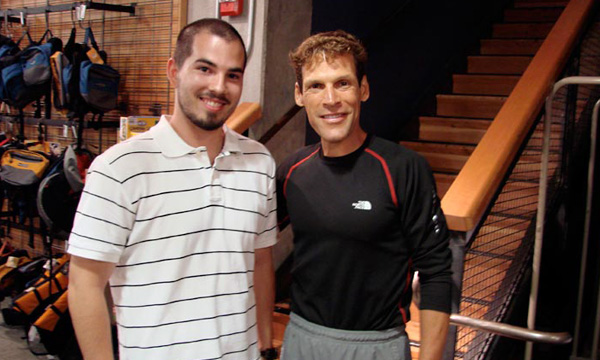 pavement runner dean karnazes Guilty as charged? (guest post)