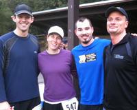 Ultra Marathon: Woodside 50k