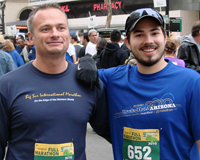 Oakland Running Festival: Recap