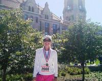 Steamtown Marathon —10/10/10