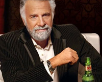 The Most Interesting Runner In The World
