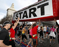 Oakland Marathon Giveaway Results