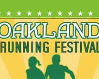 Win an entry to the Oakland Running Festival