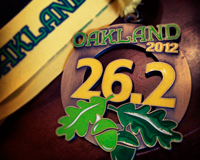 Oakland Marathon: I'll Never Learn