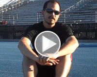 Speedwork at the Track (Video)