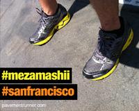 How My Run Turned #Mezamashii