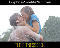 Fun with #ReplaceMovieTitleWithFitness