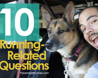 10 Running-Related Questions