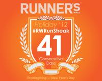 Download Your #RWRunStreak Holiday 2012 Badge