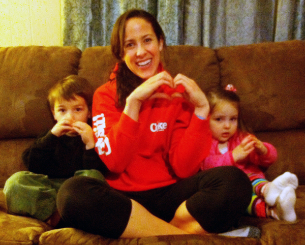 The Wright family is praying for you!!   And making super cute hearts!Lindsay Wright - lindsayslist.co