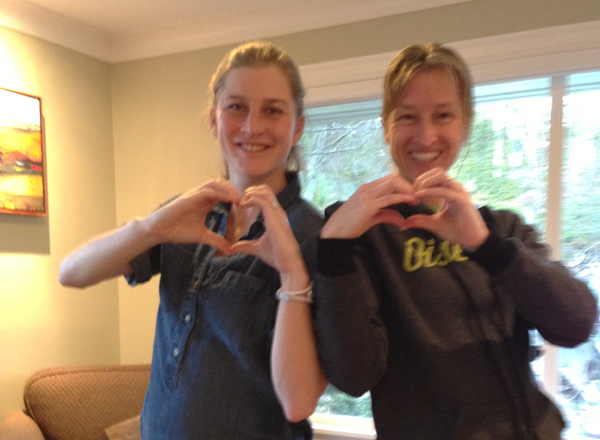 We heart you, DarwinianFail!@laurenfleshman and @drlesko #oiselleteam