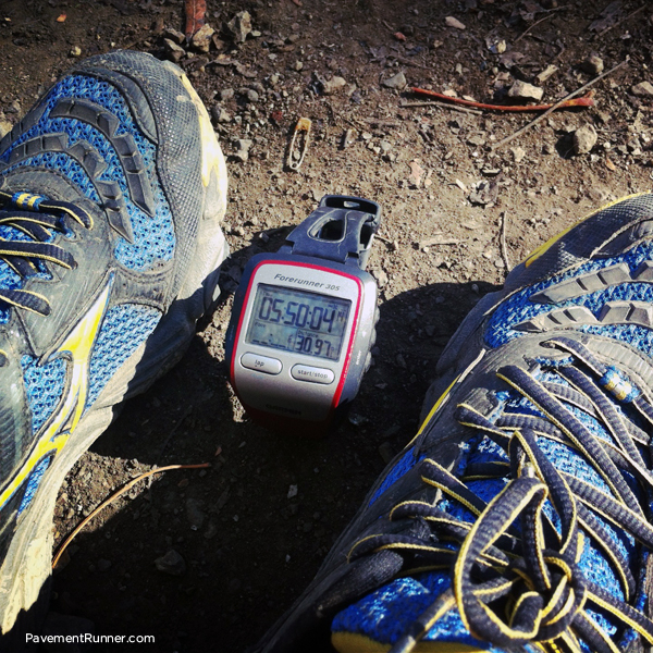 Chabot Trail Race with Inside Trails: 90 minute PR with 4,200 ft elevation gain