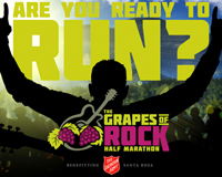 Race Entry Giveaway for @GrapesOfRock Half