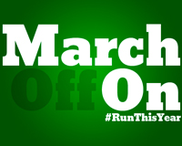 #RunThisYear March Challenge