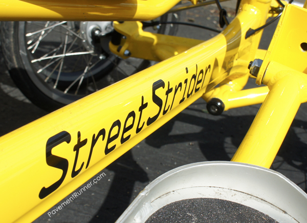 StreetStrider Summit 8r - Solar Yellow