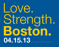 Love. Strength. Boston.