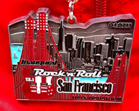#RnRSF: Running with a GoPro across the Golden Gate