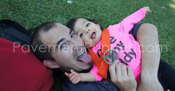 Fresno Marathon (Nov. 2011) 4:09: