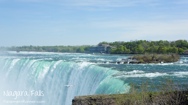 and enjoyed some more views of the Falls.