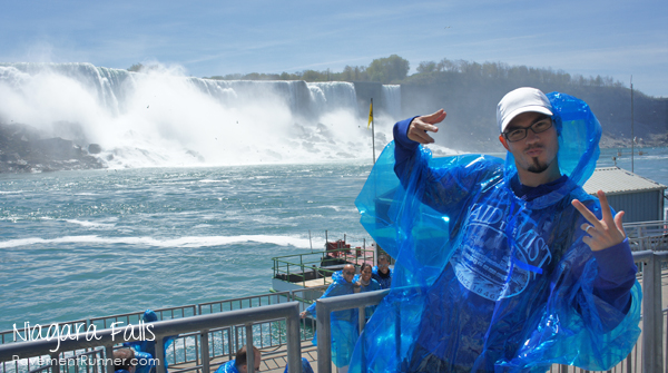 Time to go on the Maid of the Mist.