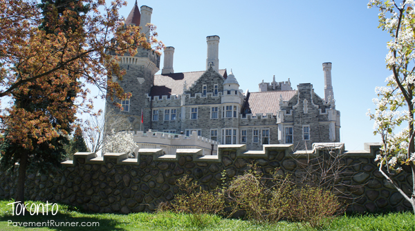Casa Loma: The former home of Canadian financier Sir Henry Pellatt, complete with secret passages and an 800-foot tunnel.