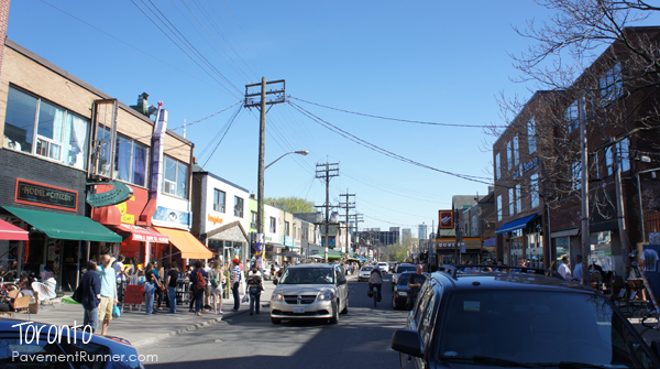 Then it was off to Kensington Market. A very vibrant multicultural neighborhood.