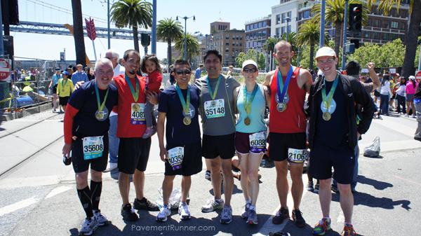 2013 San Francisco Marathon Recap: Nothing But Love.