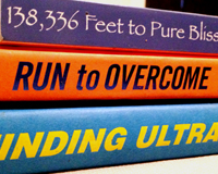 Running Book Review, 3 of them.