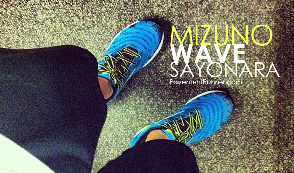 Mizuno Wave Sayonara: Review & Video