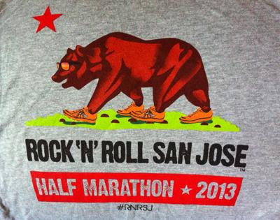 October is a Rockin' Half Marathon Month