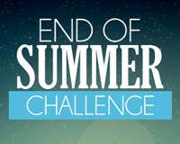 #EndOfSummer200 – Are You In?