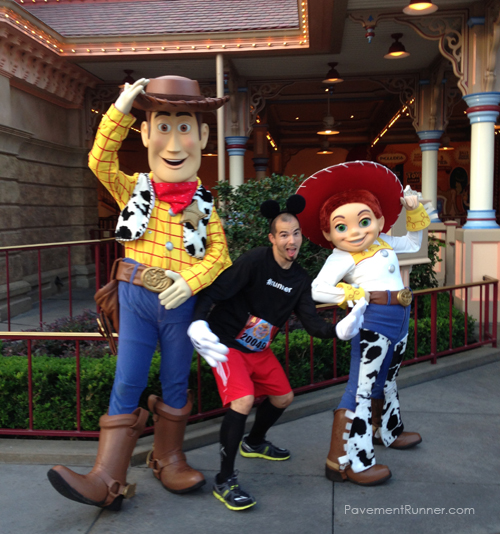 Keeping it real with Woody and Jesse