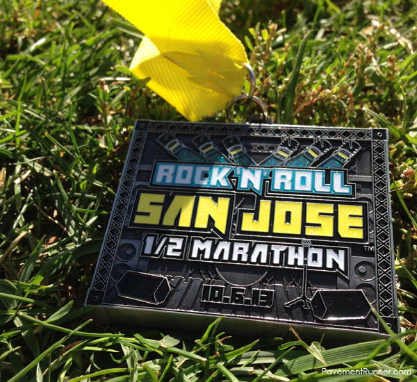 2013 Finisher's Medal