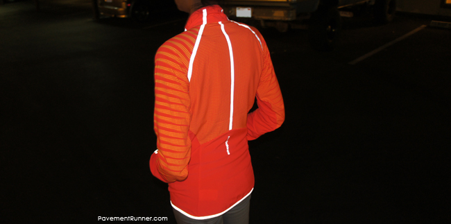 competitive price 93b3a c3e5e New Balance's Hi-Viz Beacon Jacket | Pavement Runner