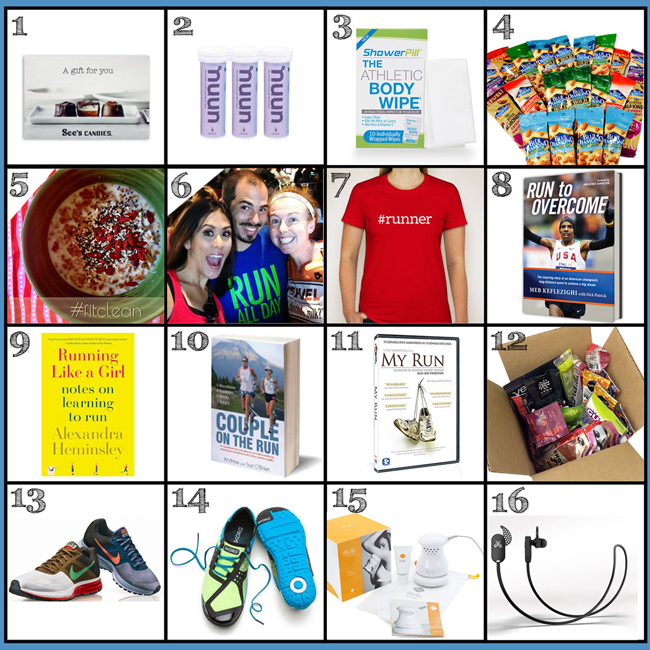 The @RunThisYear 2013 Finale Giveaway