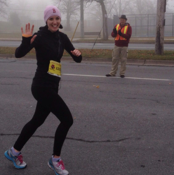I love this photo because it perfectly captures how running makes me feel (even when it's freezing cold!) —  http://www.confessionsofafitnessinstructor.com