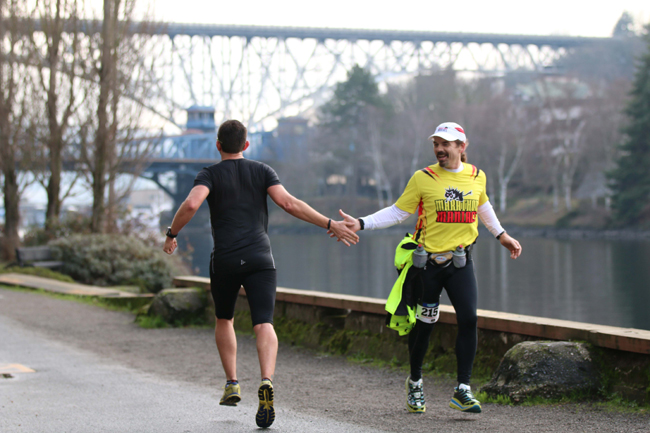 What running is about. Camaraderie. — http://danerunsalot.blogspot.com/