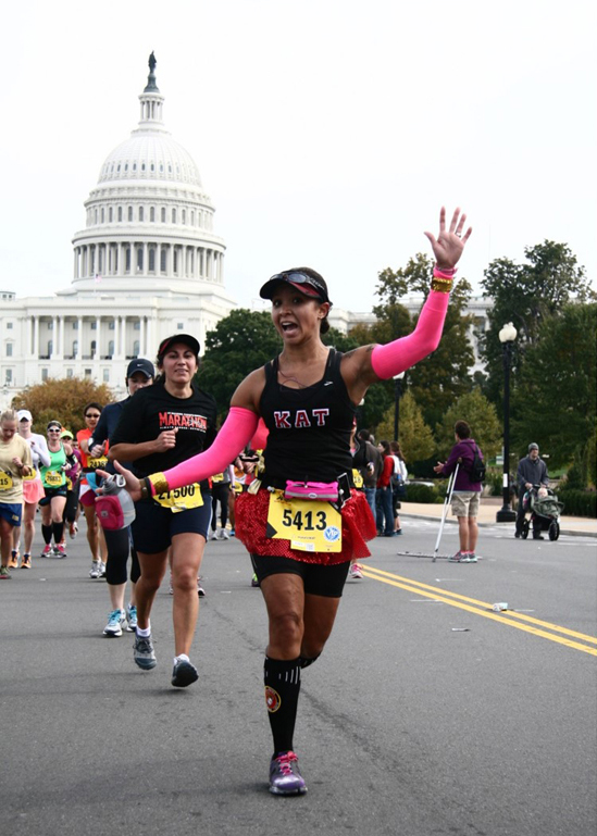 Funnest First 26.2 through our Nation's Capital. — katrinaelle.com