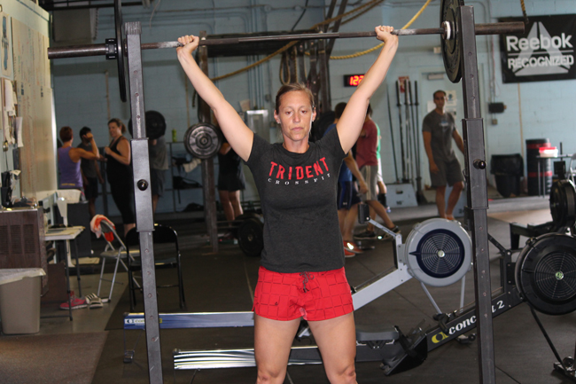 I grew to love my body and fitness in a way I never knew possible through Crossfit! Lifting heavy weights and accomplishing my goals in the gym made 2013 awesome! --Ericka @ The Sweet Life http://www.sweetlifeericka.com