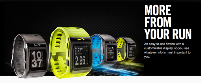 Nike+ SportWatch, the review.