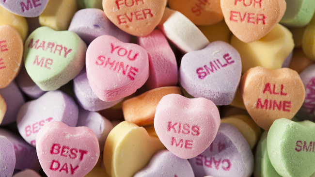 #RunnerCandyHearts are back!