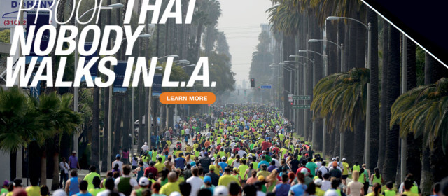 LA Marathon — are we doing this?