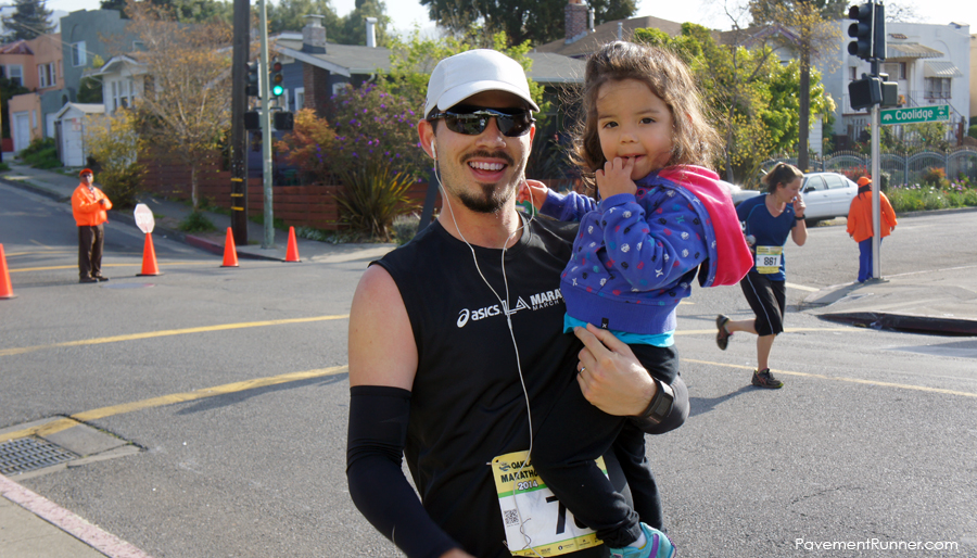 Oakland Marathon Recap – marathons are hard!