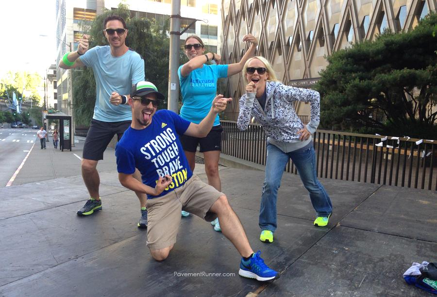 RnR Seattle Marathon Recap: Feeling Consistent