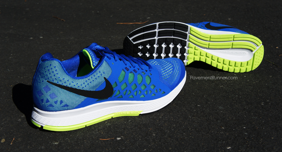 Shoe Review: Nike Pegasus 31