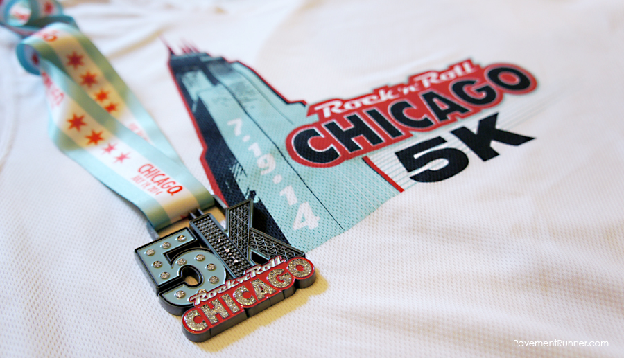 Chicago, a 5K, and Shalane