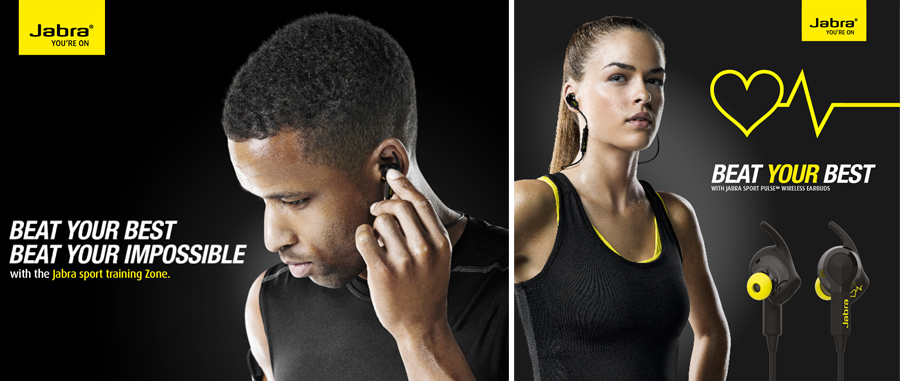 Wireless Headset Delivers Real-Time Heart Rate Data