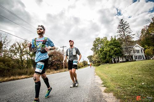 This is me rocking my first 50 miler... The Can Lake 50... Crushed it! http://exuberantrunning.com
