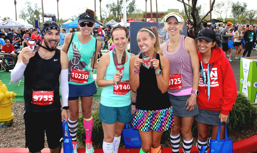 Phoenix Marathon: It Was Over Before It Started