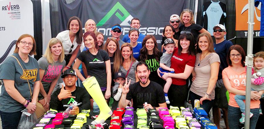 Phoenix Marathon: Let's Get Social